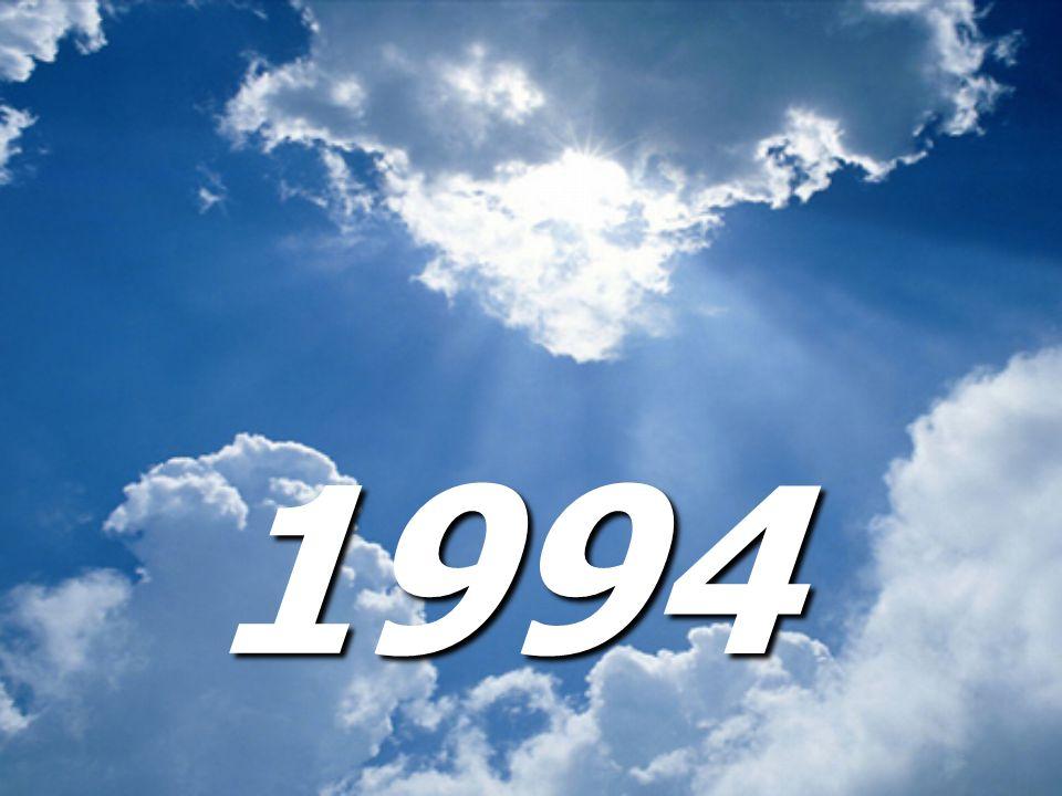 Herşey 1994'te başladı...