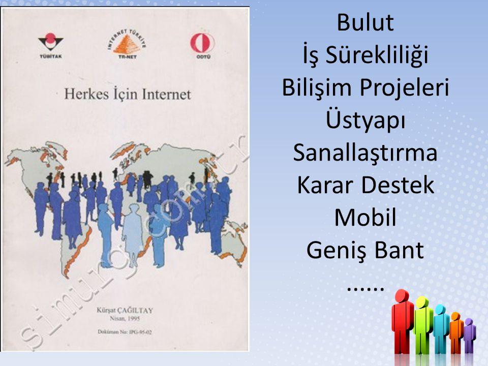 Genel Bulgular • Değerlendirilen 33 e-devlet sitesinin yarısında içerik organizasyonu problemli • İnternet sitelerinde vatandaşların faydalanacağı hizmetler kolay ulaşabilir yerlerde değil • Vatandaşlar, ihtiyaç duydukları uygulamaları e- devlet sitelerinde ararken zaman kaybetmekte ya da bu siteleri kullanmaktan kaçınmakta