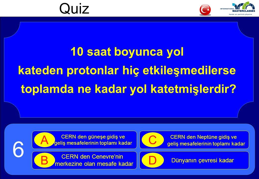 Quiz SON SORU: Vücudunuzda en yaygın olan parçacık hangisidir.