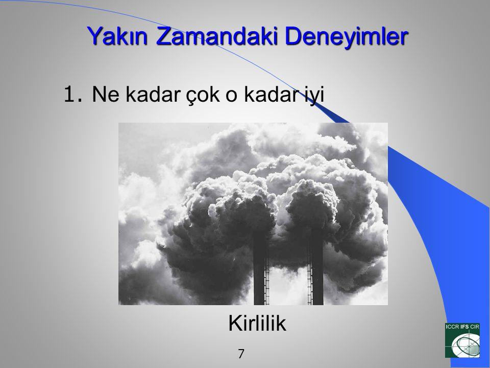 Demiryolu Öncelikli Projeler 1.Eskişehir - Kütahya – Balıkesir 2.
