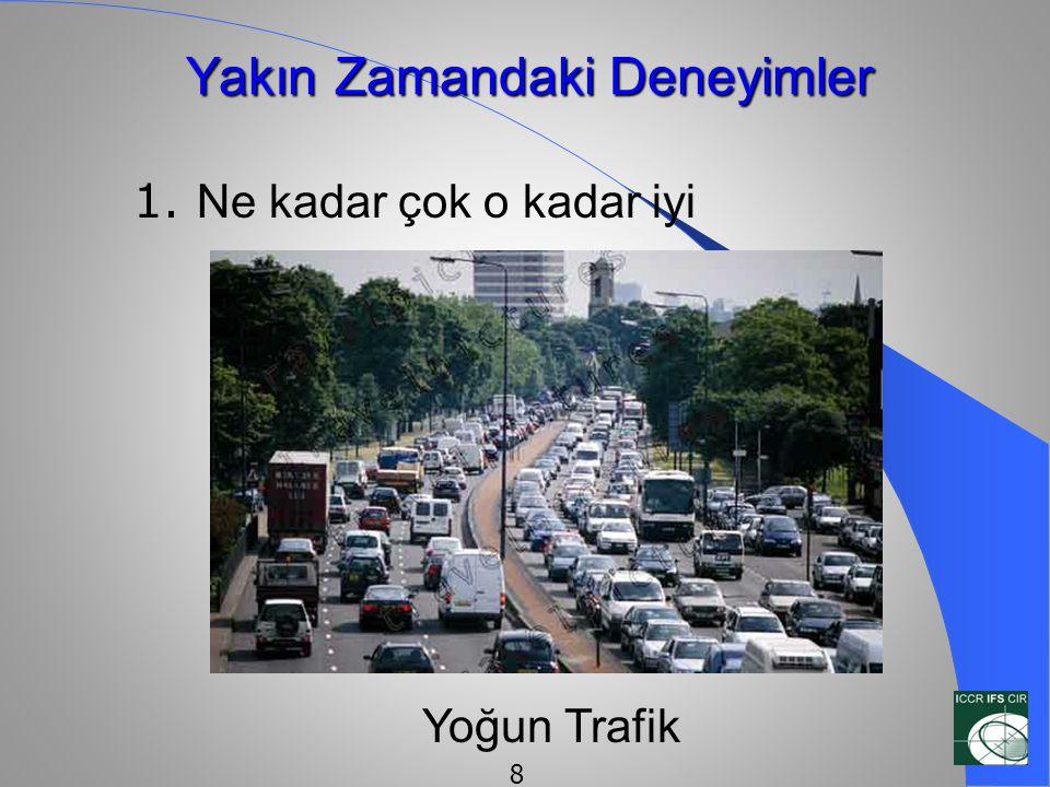 Karayolu Öncelikli Projeler 1.Bozüyük – Kütahya – Afyon – Dinar (2.kademe) 2.