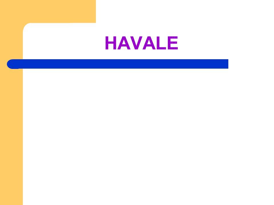 HAVALE