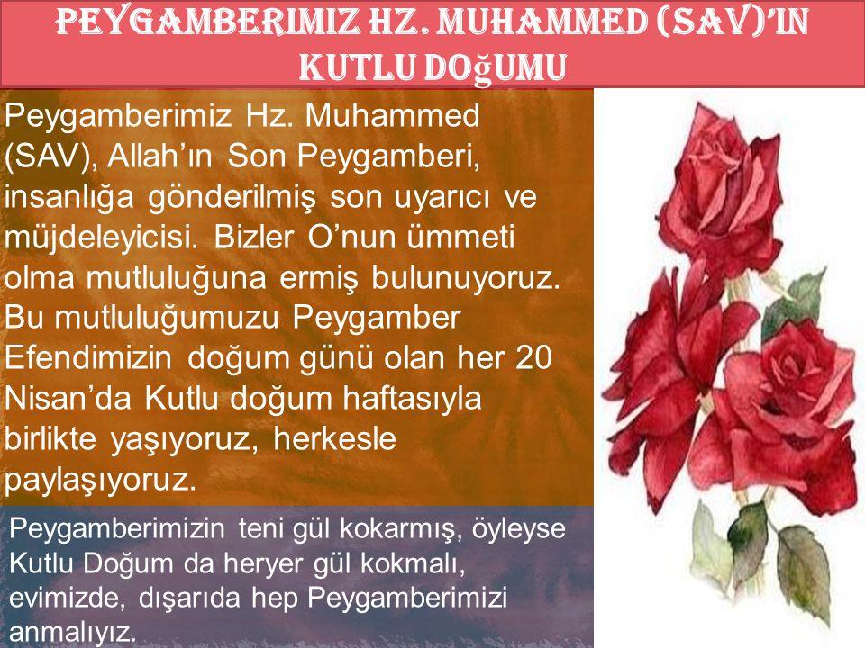 Peygamberimiz Hz. Muhammed (SAV), Allah'ın Son Peygamberi, insanlığa gönderilmiş son uyarıcı ve müjdeleyicisi. Bizler O'nun ümmeti olma mutluluğuna er