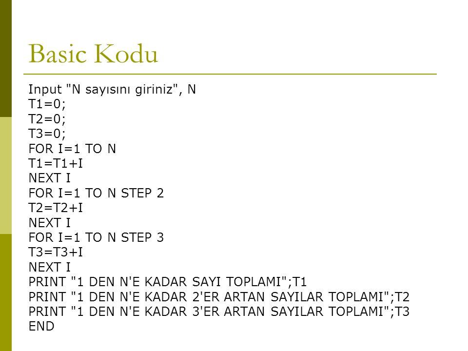 Basic Kodu Input