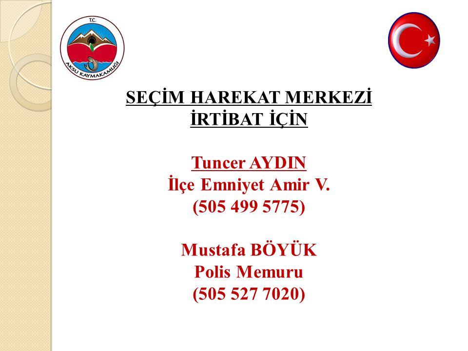 Mahalli idareler seçimlerinin başlangıç tarihi 1 Ocak 2014 Çarşamba, seçim propagandası serbestliğinin başlangıç tarihi ise 20 Mart 2014 Perşembe günüdür.