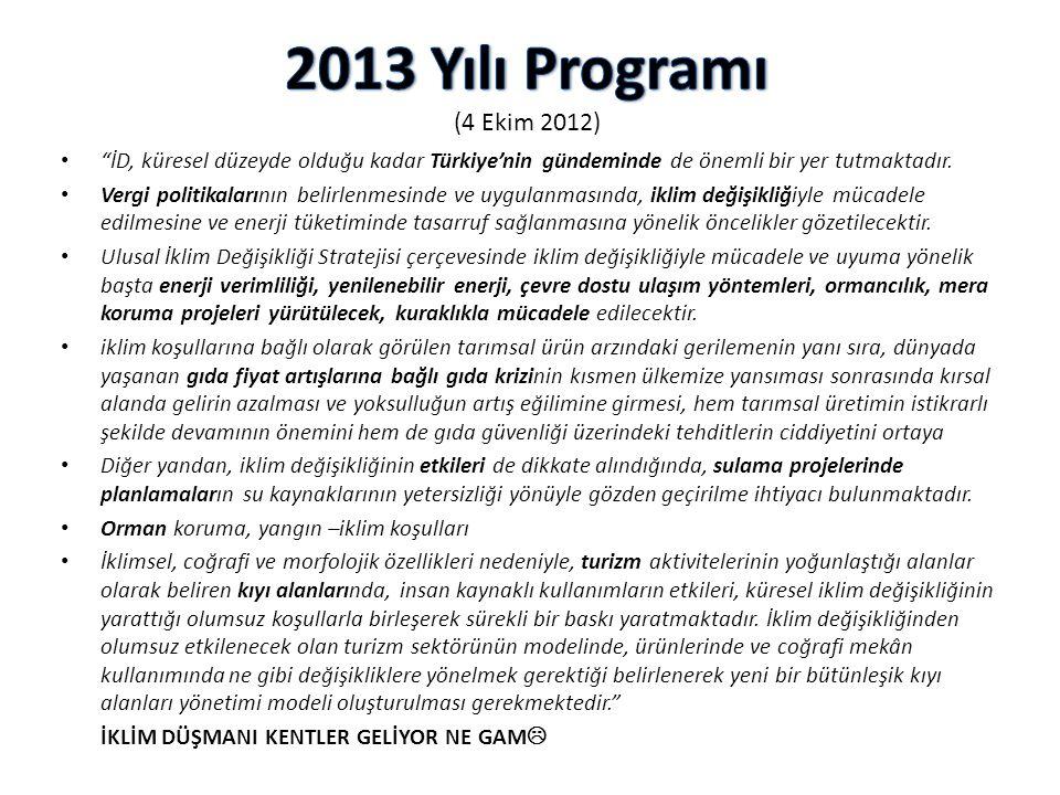 """• """"İD, küresel düzeyde olduğu kadar Türkiye'nin gündeminde de önemli bir yer tutmaktadır. • Vergi politikalarının belirlenmesinde ve uygulanmasında, i"""
