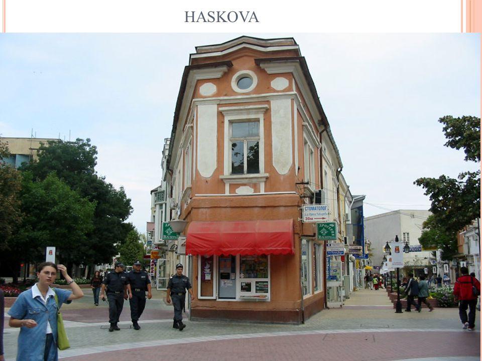 HASKOVA