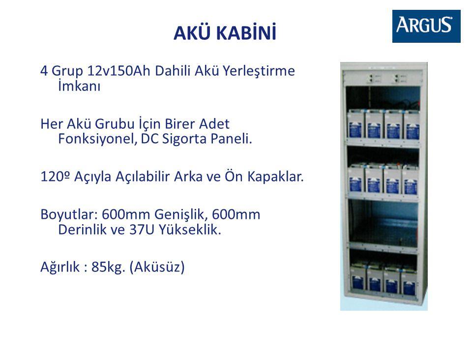 288kW AC KABİN 36/72kw DC Sistemlerin, 3 Faz AC Beslemeleri 2 Adet Ana Giriş Sigortası (NH,3-P) Giriş Sigortalarına bağlı 3'er Adet AC Dağıtım(NH,3-P) AC Sigorta İzleme Kartı Her Faz İçin Dijital Gösterge 1Adet 3-faz ve 1Adet Tek-faz priz