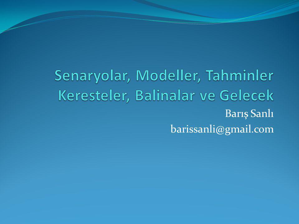 Barış Sanlı barissanli@gmail.com
