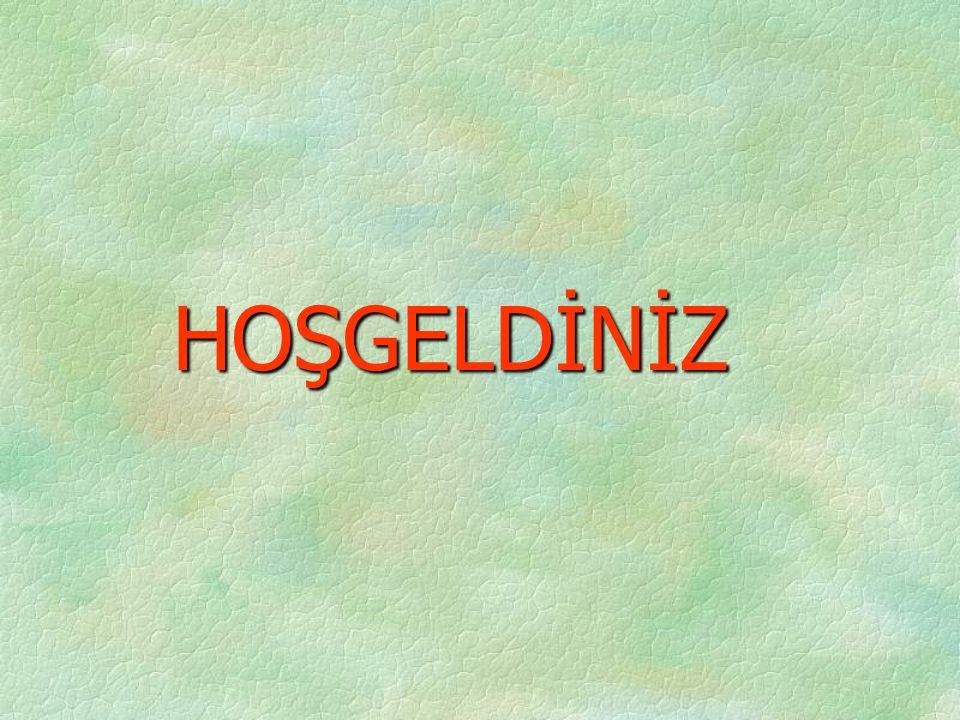 BİR EŞ VE ANNE OLARAK KADINLARIMIZ/HANIMLARIMIZ Prof.