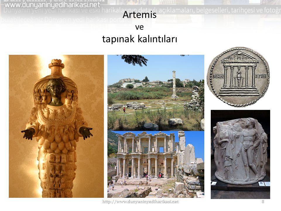 2 - Halikarnas Mozelesi Bodrum, Muğla, Türkiye Mimari açıdan hem Yunan mimarisi hem de piramit olmasından dolayı Mısır mimarisi kullanılmıştır.