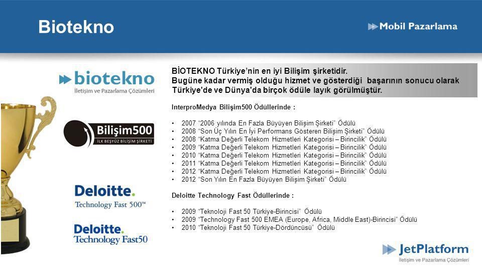 Biotekno BİOTEKNO Türkiye'nin en iyi Bilişim şirketidir. Bugüne kadar vermiş olduğu hizmet ve gösterdiği başarının sonucu olarak Türkiye'de ve Dünya'd