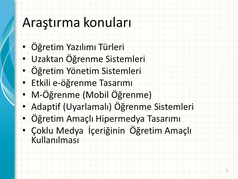 • Türkiye Bilimler Akademisi, Massachusetts Institute of Technology de (MlT) 2000 yılından beri yürütülmekte olan Açık Ders Malzemeleri Projesi nin Türkiye de de uygulanması için harekete geçti.