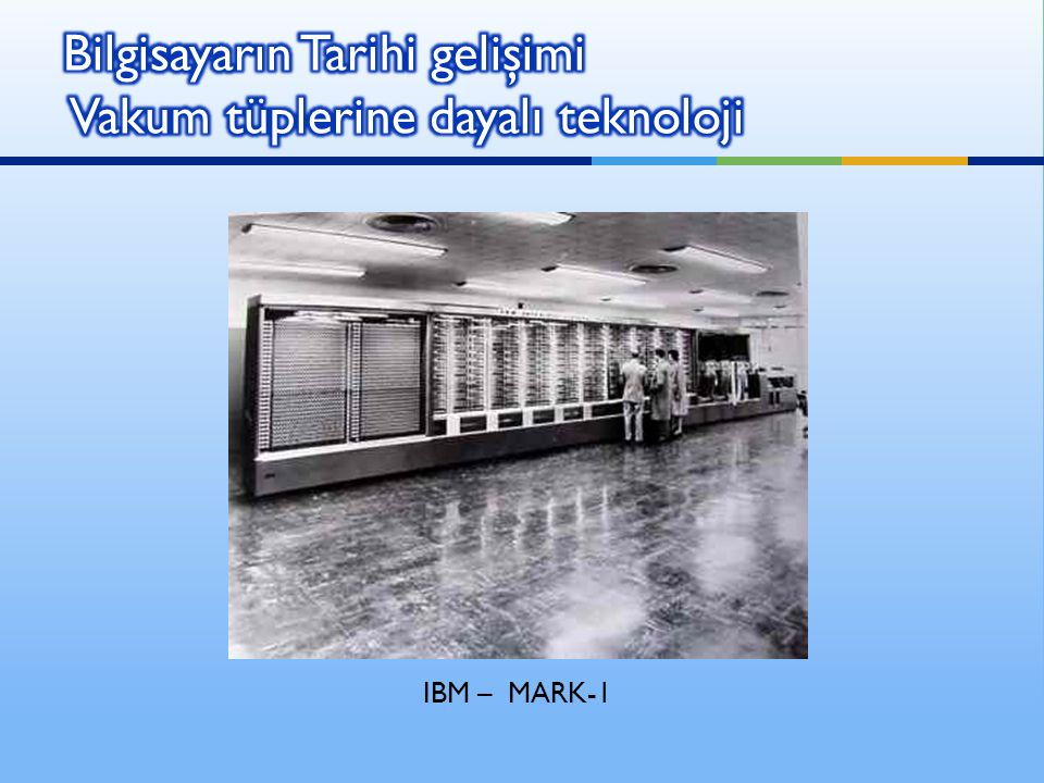 IBM – MARK-1