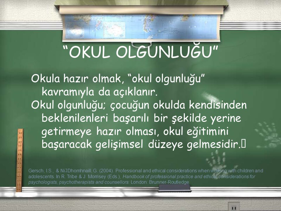 Dil Gelişimi Okula Başlamaya Uygun Olan Çocuklar...