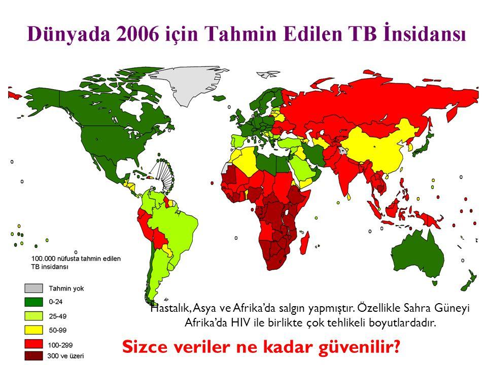 Hastalık, Asya ve Afrika'da salgın yapmıştır.