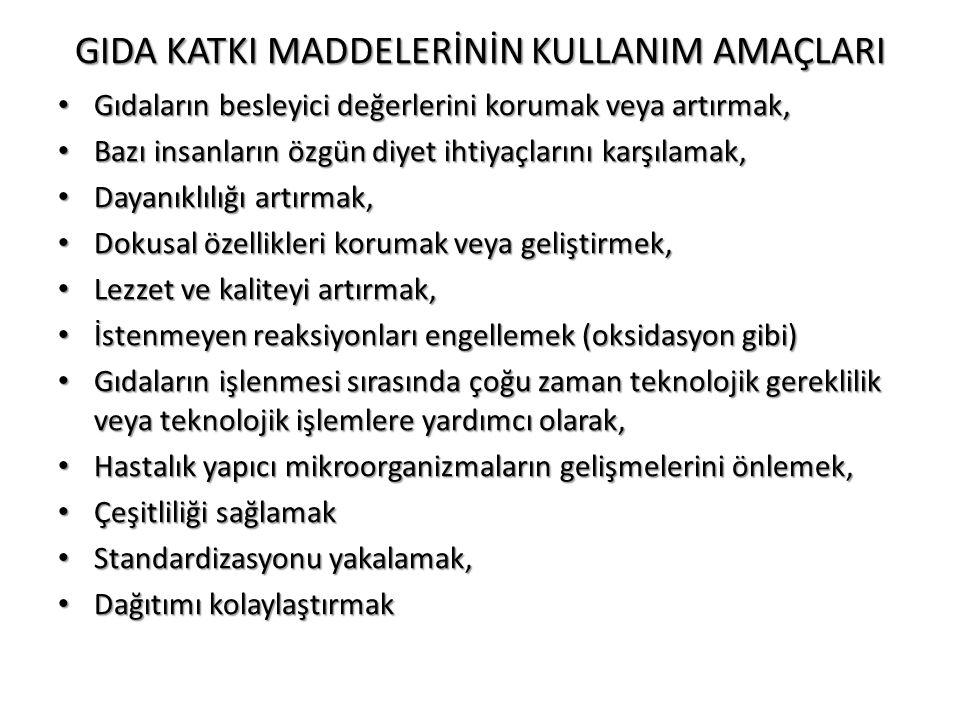 E KOD'LARI NEYİ İFADE EDER.