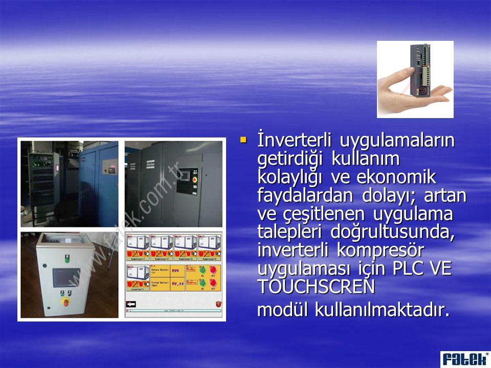 dünyanın önde gelen inverter üreticilerinden biridir ve kompresör sektöründe sıkça kullanılmaktadır. dünyanın önde gelen inverter üreticilerinden biri