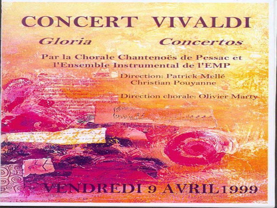 Antonio Vivaldi Eserleri
