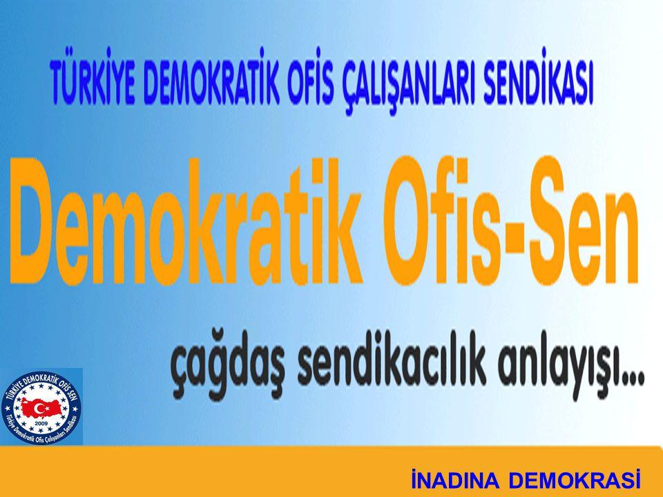 İNADINA DEMOKRASİ