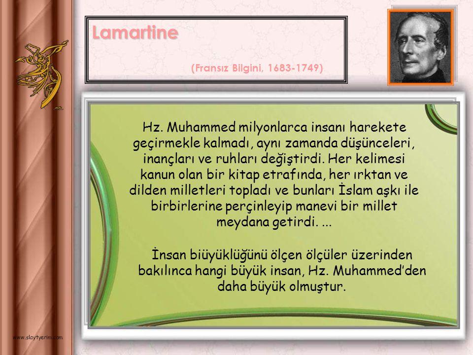 Senin asırdaşın olmadığımdan dolayı üzgünüm ey Muhammmed.