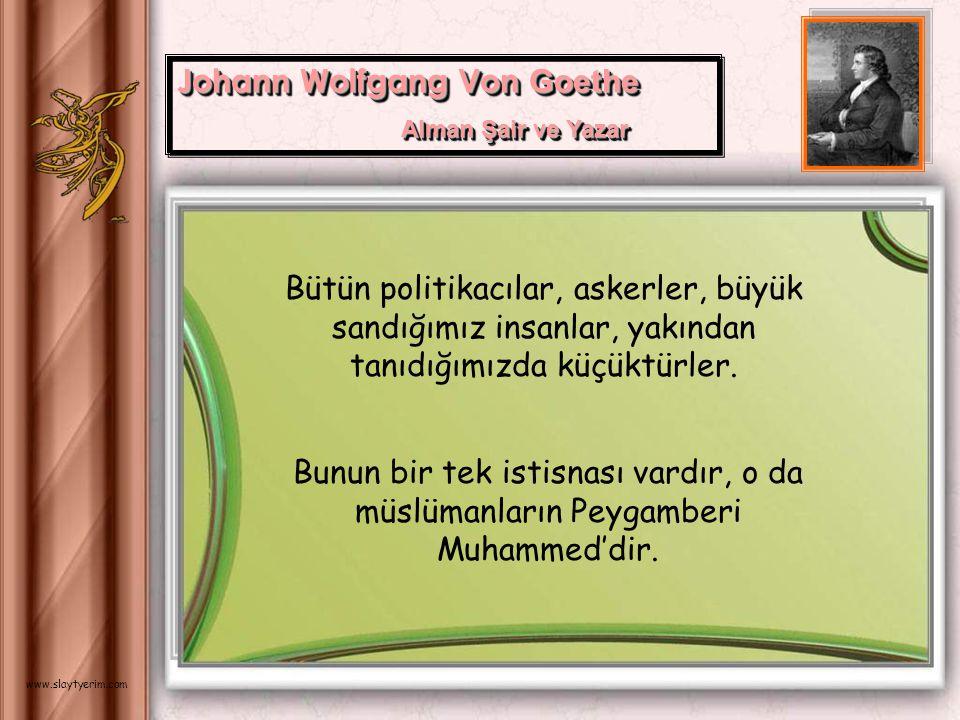 İslamlığın başlangıcının tarihi üzerinde insan ne kadar düşünürse, onun gerçekleştirdiklerinin büyüklüğü karşısında o kadar şaşmamasına imkan yoktur....
