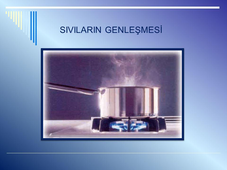 SÜBLİMLEŞME : Katı haldeki bir maddenin ısı alarak gaz hale geçmesidir.