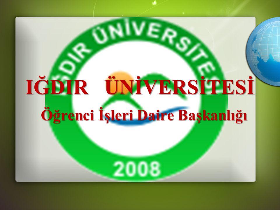 IÜUÖS İÇERİĞİ Iğdır Üniversitesi Uluslararası Öğrenci Seçme (IÜUÖS) Sınavında; 100 adet Türkçe Soru sorulmaktadır.