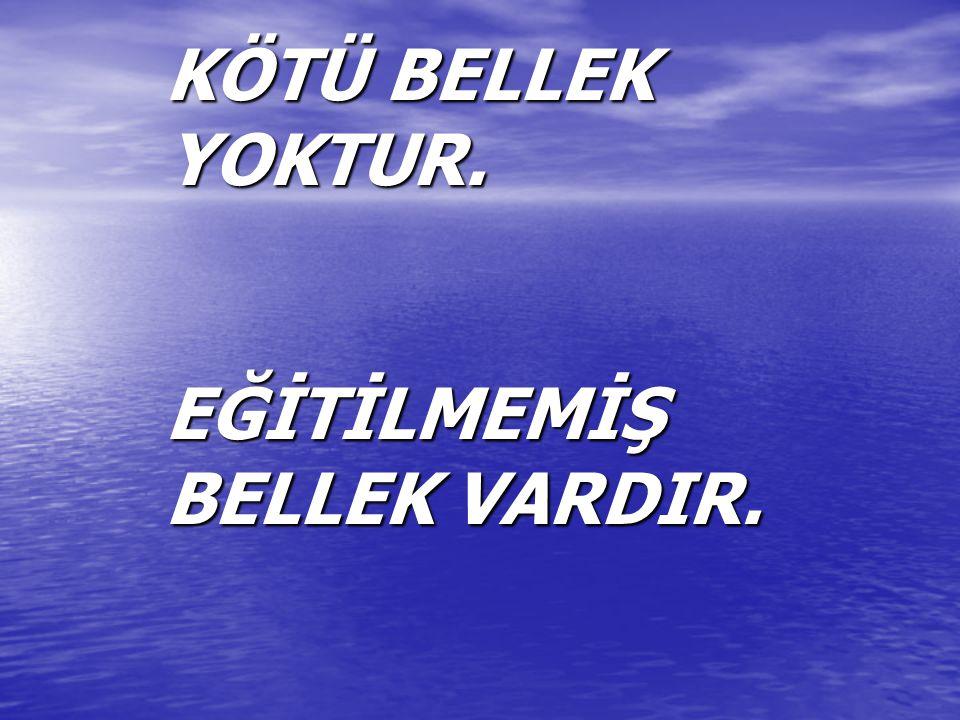 HAFIZA KAYITLARI