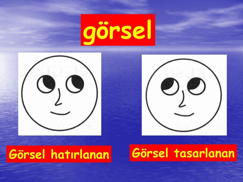 İSİMLERİ VE YÜZLERİ AKILDA TUTMA..