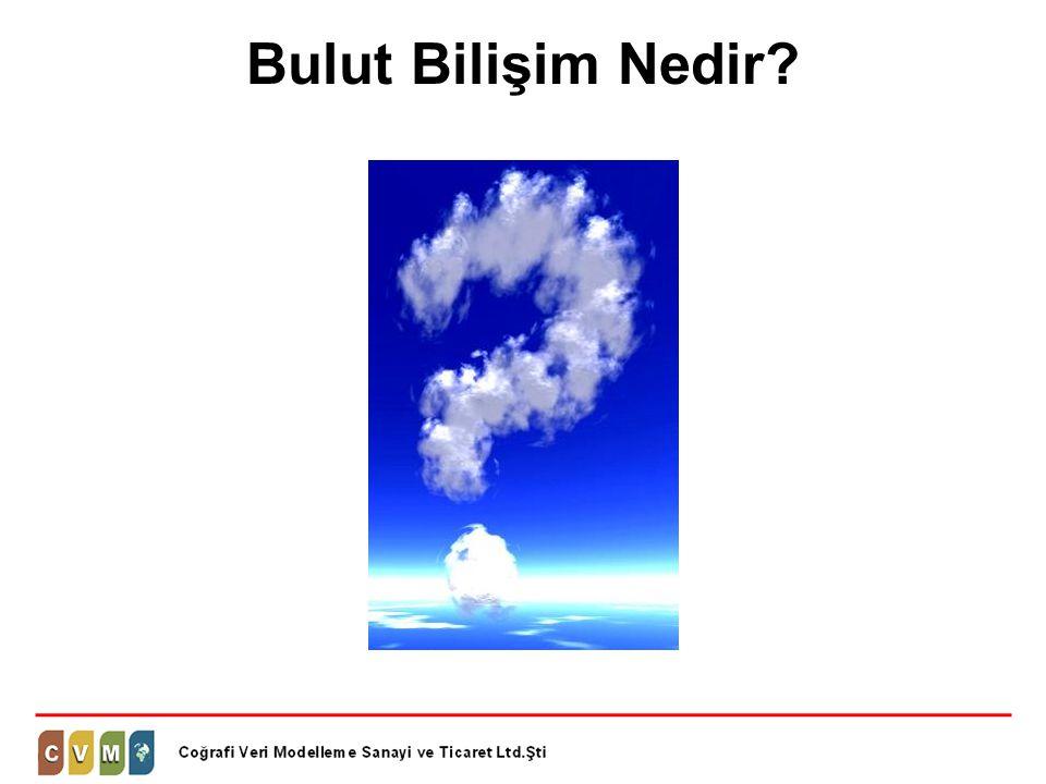 Bulut Bilişim Nedir?