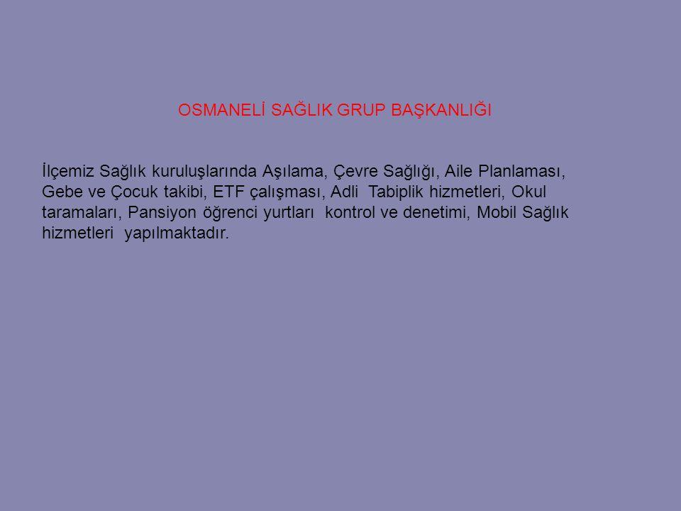 2010 YILI POLİKLİNİK SAYILARI *23.11.2010 tarihinden itibaren Dahiliye Servisi hizmete girmiştir.