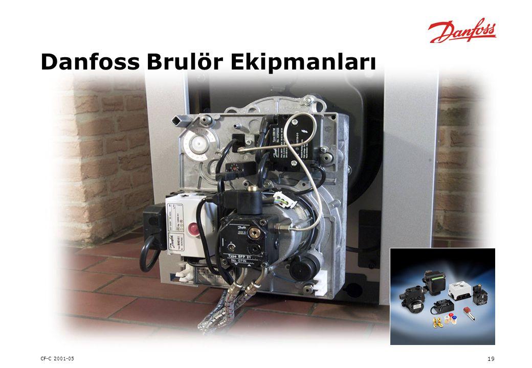CF-C 2001-05 19 Danfoss Brulör Ekipmanları
