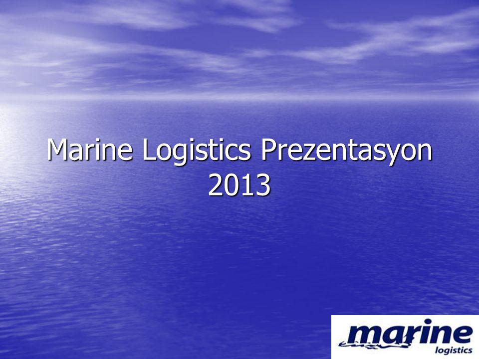 Marine Logistics Prezentasyon 2013