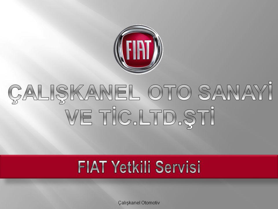 Şirketimiz 1992 yılında ÇALIŞKANEL OTO ünvanı ile FIAT yetkili servisi olarak hizmet vermeye başlamıştır.