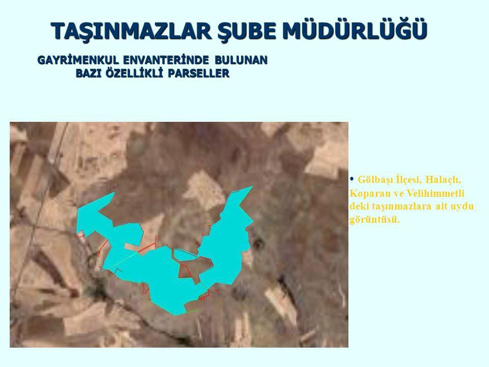 18151 Ada 2 Parsel - Etimesgut İlçesi Elvan Mahallesinde bulunan 18151 ada 1 parseldeki 2500 m2 alanlı Akaryakıt+LPG kullanımında.