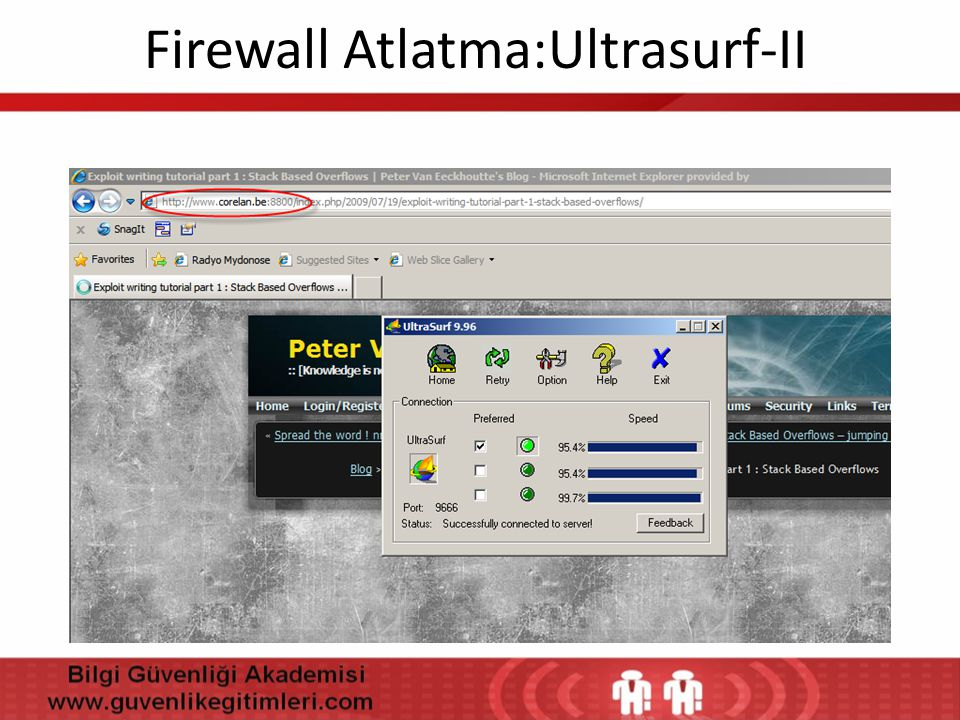 Firewall Atlatma:Ultrasurf-II