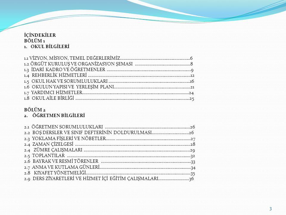 MEZUNİYET VE DİPLOMA İŞLEMLERİ Okulu bitirenlere diploma verilir.