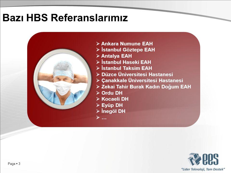 Page  3  Ankara Numune EAH  İstanbul Göztepe EAH  Antalya EAH  İstanbul Haseki EAH  İstanbul Taksim EAH  Düzce Üniversitesi Hastanesi  Çanakka