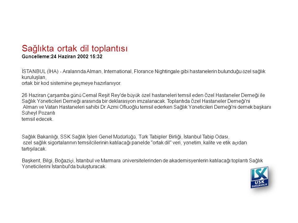 YOĞUN BAKIM TEBLİĞİNDE 3.