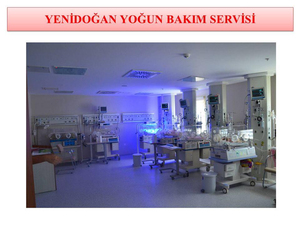 Turgutlu devlet hastanesi YENİDOĞAN YOĞUN BAKIM SERVİSİ