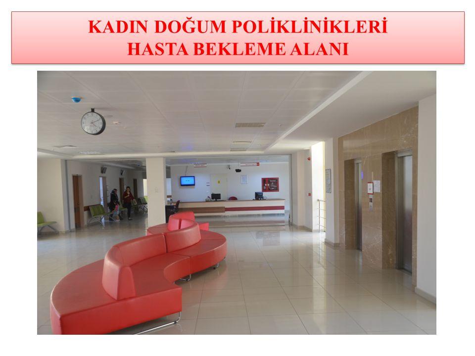 Turgutlu devlet hastanesi KADIN DOĞUM POLİKLİNİKLERİ