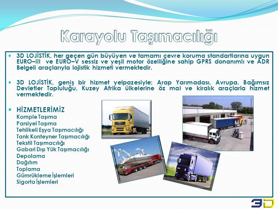  R1 BELGESİ- Yurtiçi Eşya Taşıma İşleri Organizatörlüğü Belgesi  C2 BELGESİ- Uluslararası ve Yurtiçi Eşya Taşımacılığı Belgesi  SRC-5 BELGESİ - Sürücüler İçin Tehlikeli Eşya Taşıma Belgesi  ISOPA BELGESİ - Sürücüler İçin Uluslararası Tehlikeli Eşya Taşıma Belgesi