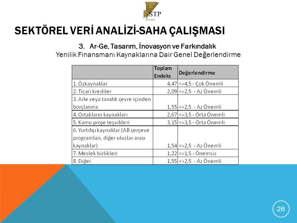 POLİTİKA ÖNERİLERİ VE SONUÇLAR-1  Yetkinlik matisi sonuçları, küresel yönelimlerin doygunluğa ulaşmaya başladığı alanlarda (yaygın ve güvenilir ağ servisi altyapıları, dijital kütüphaneler gibi) yetkinliklerin Türkiye'de de oluştuğunu göstermektedir.