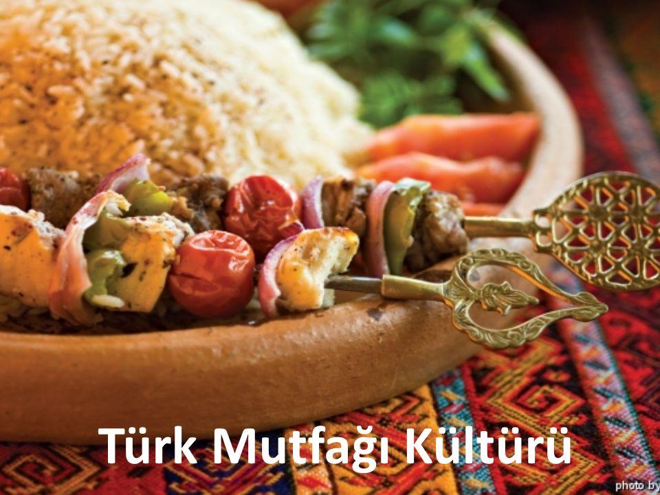 Türk mutfağı o Türk mutfağı Türkiye nin ulusal mutfağıdır.