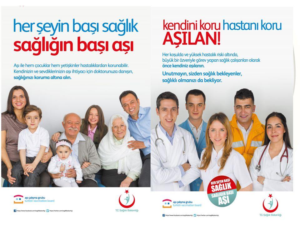 T.C. Sağlık Bakanlığı Türkiye Halk Sağlığı Kurumu Kızamık/Kızamıkçık/KKS Sürveyansının Akut Flask Paralizi (AFP) ve Maternal Neonatal Tetanoz (MNT) Sü