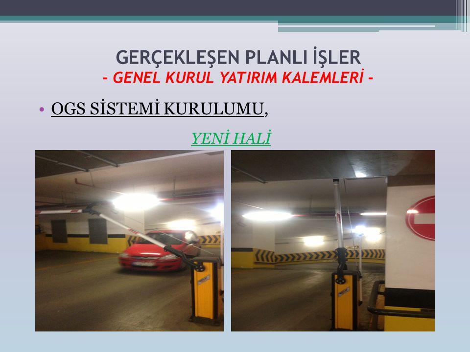H U K U K YAPILAN İŞLEMLERİN TAKİBİ: •Bakırköy 9.İcra Müdürlüğü 2011/ 1820 E.