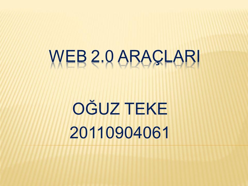  http://www.webmastersitesi.com/facebook/6835 69-facebook-nedir.htm  http://prezi.com/gbng8m6ht3_y/web-20- araclarnn-egitim-amacl-kullanm/  tr.wikipedia.org/wiki/Twitter  tr.wikipedia.org/wiki/Flickr