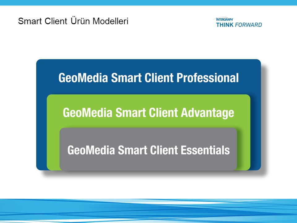 GeoMedia ® Smart Client WorkFlow Manager