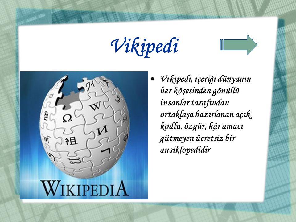 •Bu site wiki teknolojisini kullanır, yani dünya üzerinde internete bağlı bilgisayarı olan herhangi bir kişi, -çok az sayıdaki korumalı sayfa dışındaki- tüm sayfalarda ekleme, çıkartma, düzenleme yapabilir.